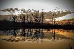 Okolie jazera